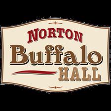 NORTON BUFFALO HALL logo