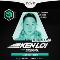 Prive Saturdays featuring Ken Loi