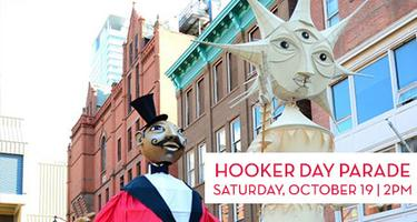 2013 Hooker Day Parade