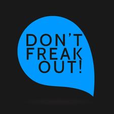 Don't Freak Out! logo