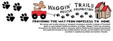 Waggin' Trails Rescue logo