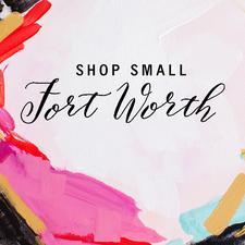Shop Small Fort Worth logo
