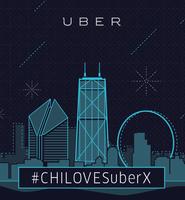 Free uberX Kick-off Happy Hour! #CHILOVESuberX