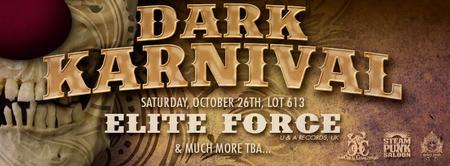 Dark Karnival by The Cruz Coalition, Steampunk Saloon...