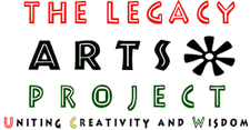 The Legacy Arts Project logo