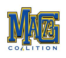 MAG Coalition (Mothers & Men Against Gangs Coalition) logo