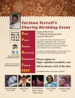 SPIRIT Fest!! Charity Birthday Celebration for Tarinna...