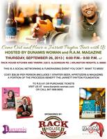 Dunamis Woman & RAM Magazine supports The Jarrett...