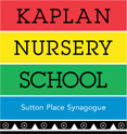 Kaplan Nursery School Parents Association logo