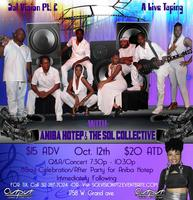 """SOL VISION PT. 2 - """"LIVE"""" TAPING/CONCERT & (B)EARTHDAY..."""