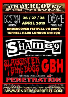 Undercover Festival logo