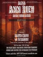 Alisa Ann Ruch Burn Foundation Benefit Concert