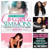 Angela Simmons BDay Party @ Grand Opening of Dream...