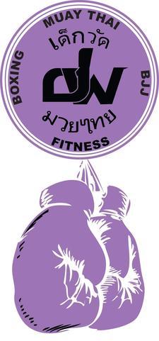 Dek Wat Muay Thai, Martial Arts & Fitness logo