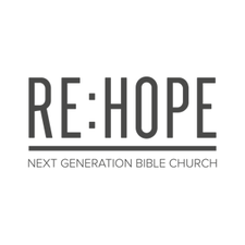 Adam - Re:Hope Church logo