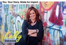 Kelly Swanson's Story Impact Academy: Master Classes logo