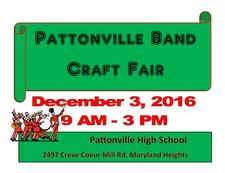 Pattonville Band Boosters Association logo