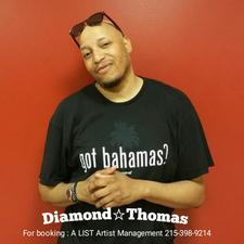 DIAMOND THOMAS logo