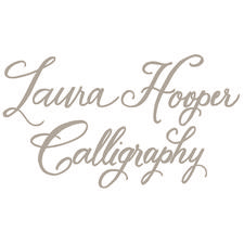 Laura Hooper Calligraphy logo