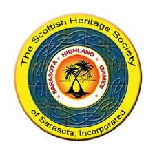 The Scottish Heritage Society of Sarasota, Inc. logo