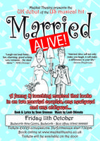 Married Alive! at Bedworth Arts Centre