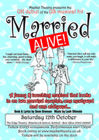 Married Alive! at The Edge Theatre, Solihull