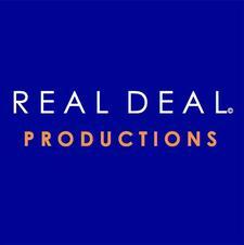 REAL DEAL Productions Australia  logo