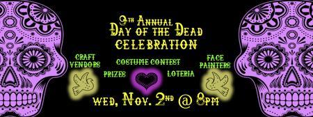 9th Annual Day of the Dead Celebration (Dia De Los...