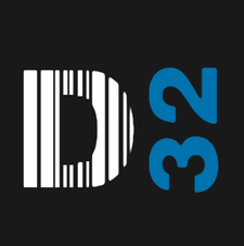 District32 logo