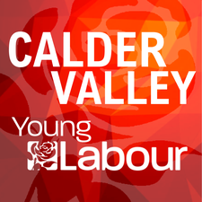Calder Valley Young Labour logo