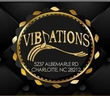 Vibrations Night Lounge logo