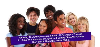 P.L.A.S.C.O. Entrepreneur Program (for Teens):...