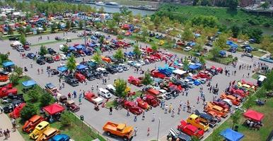 9/11 Memorial Car Show - Sponsored by Bill Estes...