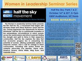 Women in Leadership Seminar Series: Half the Sky: Part...