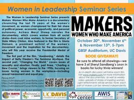 Women in Leadership Seminar Series: Makers: Women Who...