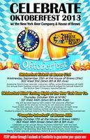 "Annual ""Pumpkin-toberfest"" at the House of Brews 46th..."