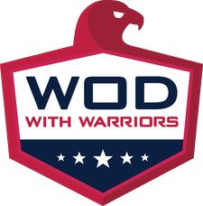WOD with Warriors logo