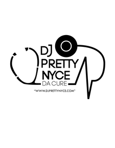 DJ PRETTYNYCE & DA CURE ENT logo