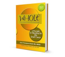 Book Launch Party for WHOLE!