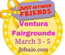 Just Between Friends - Ventura logo