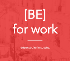 [BE] for Work logo