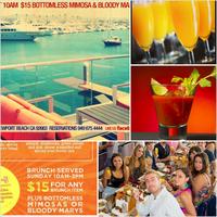 Newport Beach | Costa Mesa | Brunch | Bottomless...