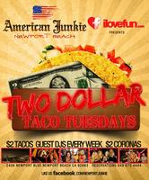 Taco Tuesday | Orange County | Newport Beach | $2...