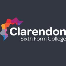 Clarendon Sixth Form College logo