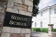 The Sidcotian Office, Sidcot School logo