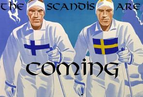 The Scandis Are Coming!