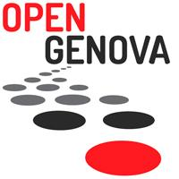 Associazione Open Genova logo