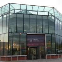 Bishopstown Library logo