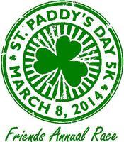 St. Paddy's Day 5K & Little Leprechaun Dash