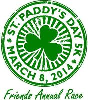 2nd Annual St. Paddy's Day 5K & Little Leprechaun Dash